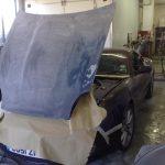Aston Martin work in progress 2
