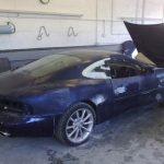 Aston Martin work in progress 3