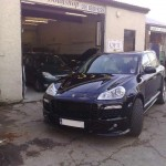 Porsche Cayenne Body Kit 2
