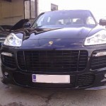 Porsche Cayenne Body Kit 1