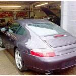 1. Originally a Porsche 996