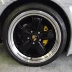 Porsche Classic Fuchs wheels