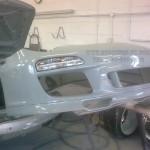 Porsche Classic front bumper