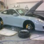 Porsche Classic calipers