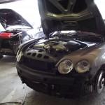 Bentley LED headlamp