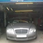 Bentley front