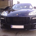 Porsche Cayenne conversions and repairs