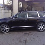 Porsche Cayenne Conversion & repairs