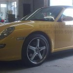 Porsche accident repair centre London