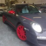 Porsche 996 to GT3 conversion
