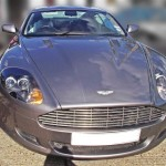 Aston Martin DB9 repairs Essex
