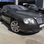 BENTLEY Repair