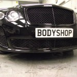 Bentley Continental GT Repairs Essex