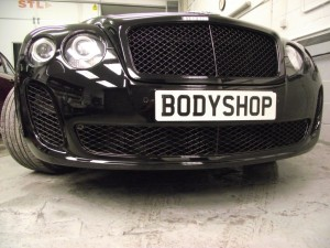 Bentley Continental GT Upgrade