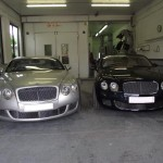 Bentley repairs Essex