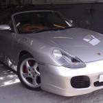 Porsche Boxster repairs