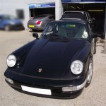 Carrera 964 restoration and repairs