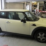 Mini repairs, car scratch repairs and dents