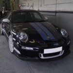 Porsche Conversion 997 to GT3