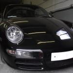 Porsche 911 car body repairs