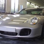 Porsche 911 repairs and paint
