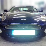 Aston Martin repairs