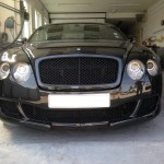 bentley Khan conversion