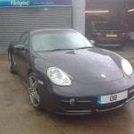 Porsche Cayman car repairs