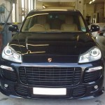 Porsche Cayenne Conversion