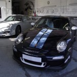 Porsche GT3 conversion and repairs
