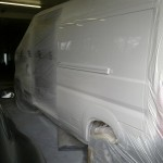Van vehicle repair