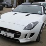 Jaguar repairs Essex, Jaguar F type bodywork