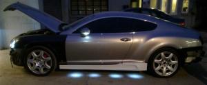 Bentley Mansory