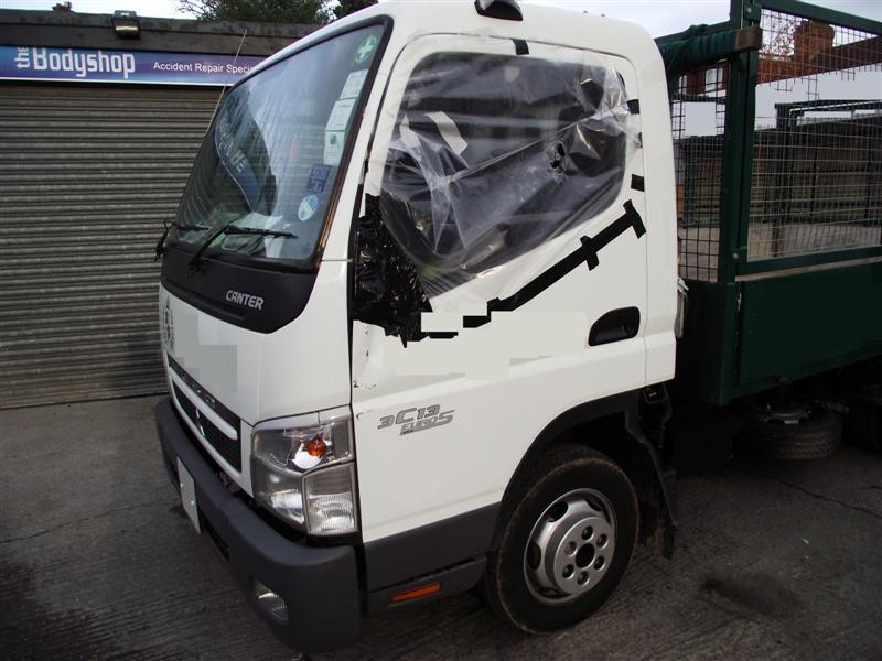 Van repairs