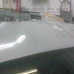 Porsche 996 to Porsche Classic showing roof detail