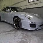 Porsche 996 Conversion