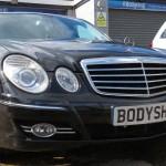Mercedes car body scratch repair Essex & east london