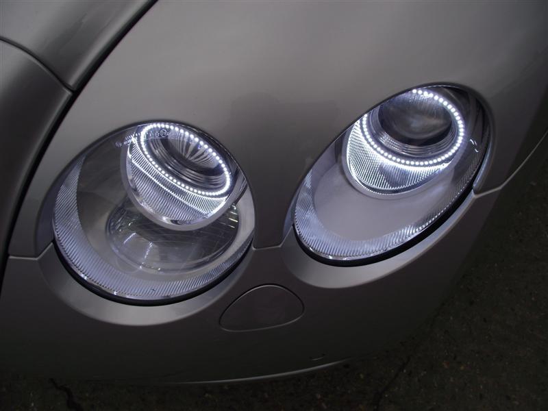 Bentley Angel Halo Eyes