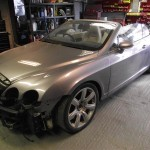 Bentley GT repairs Essex