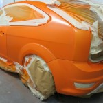 Ford car body repairs Ilford Essex