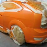 Ford car body repairs Ilford Essex
