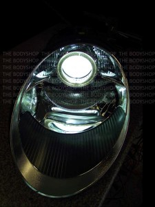 Angel Eye Halo Headlight