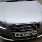 Audi A4 Bonnet