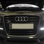 Audi Q7 with LED DRL