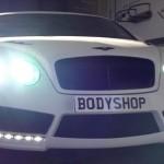 Bentley GT DRL