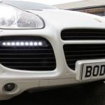 Porsche Cayenne DRL