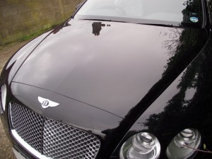 Bentley GT Bonnet