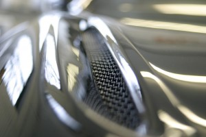 Bentley Vent close up