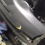 Car interior repairs