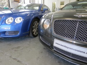 Bentley GT Conversion